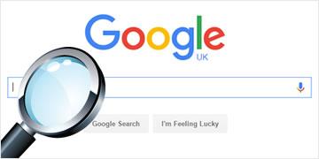 Websites designed for Google search