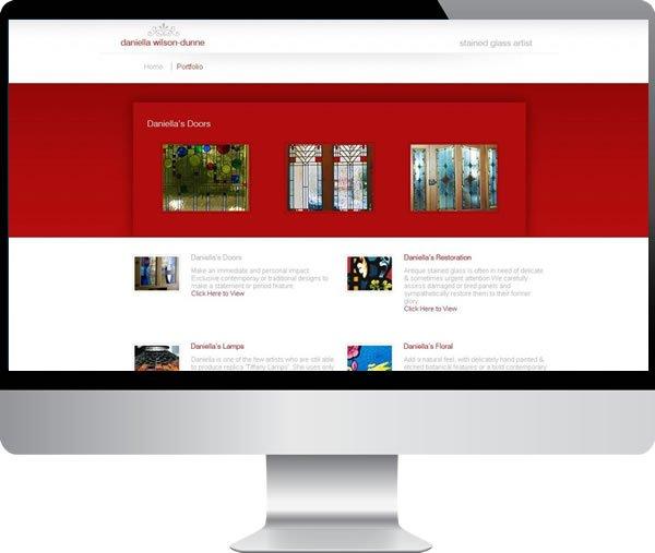 Daniella wilson-dunne | Websites by Mark