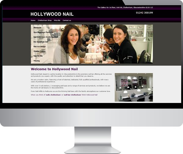Hollywood Nail