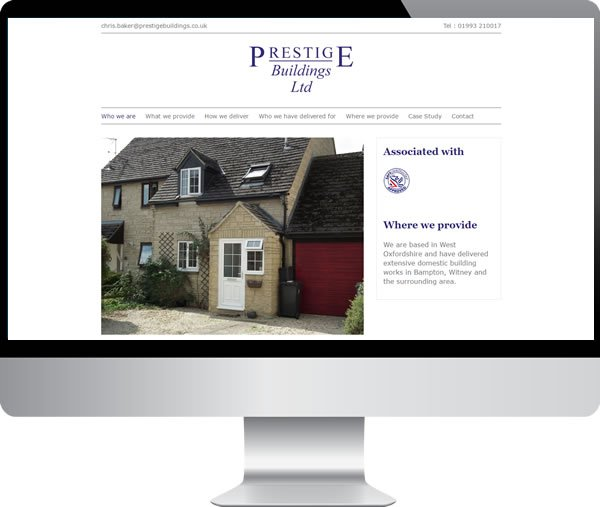 Prestige Buildings Ltd