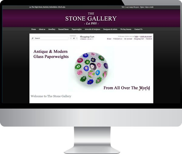 The Stone Gallery