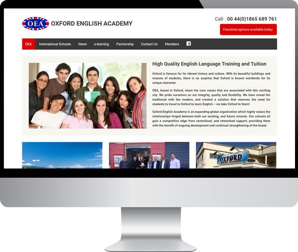 Oxford English Academy