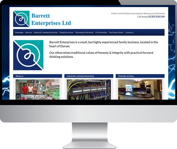 Barrett Enterprises Ltd