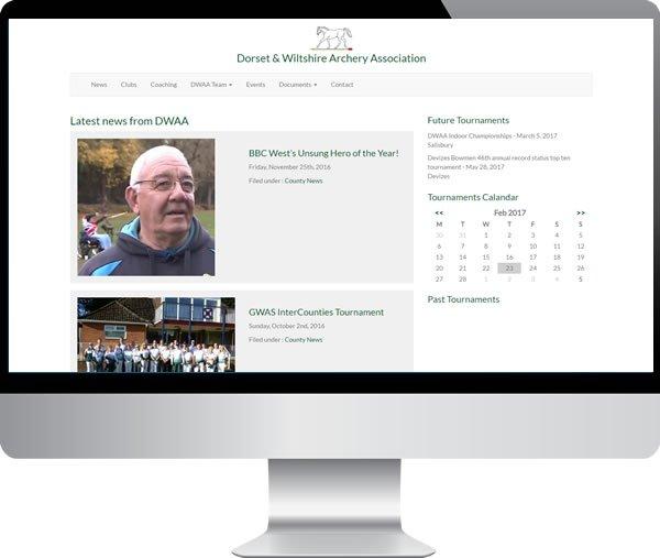 DWAA | Websites by Mark