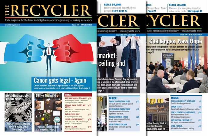 The Recycler magazine