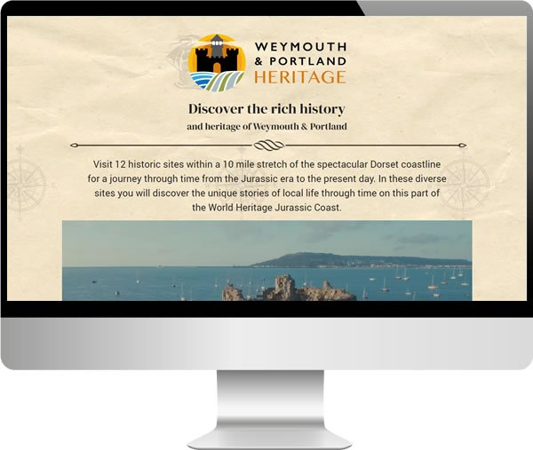 Weymouth & Portland Heritage – Websites by Mark