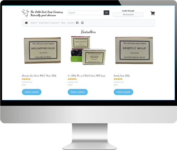 The Little Goat Soap Company
